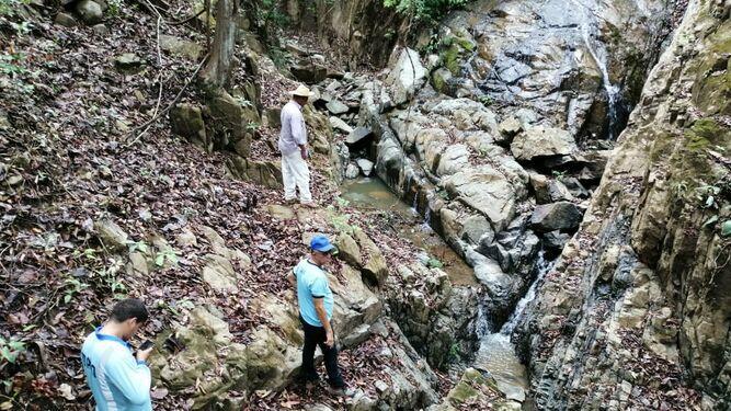 Exploran río Estivaná en busca de nueva toma de agua para potabilizadora