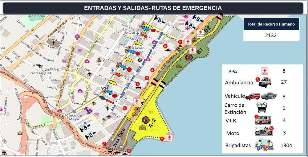 Se detalla el plan de emergencia por la celebración de la JMJ