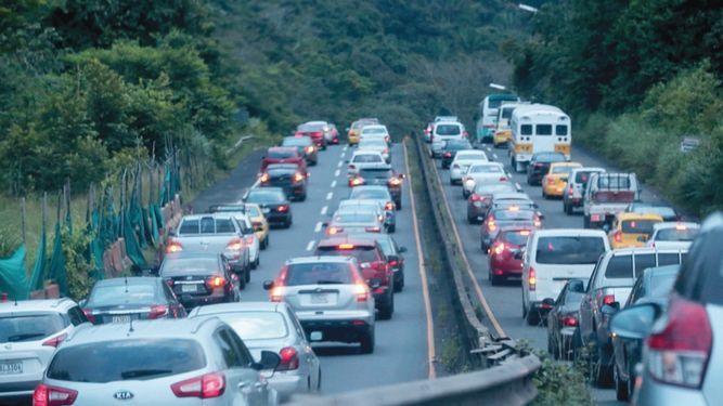 Cambios en el horario de inversión de vías mejoró el tráfico hacia Panamá: ATTT