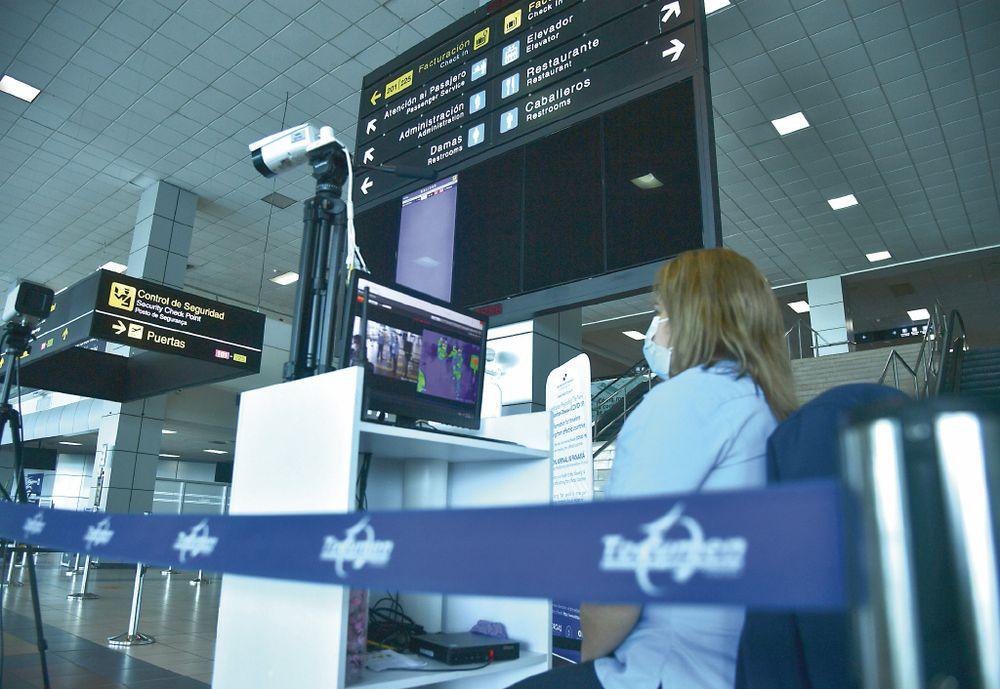 Panamá extiende la prohibición de vuelos comerciales, hasta el 21 de septiembre