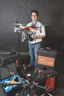 Drones, los nuevos lobos del aire