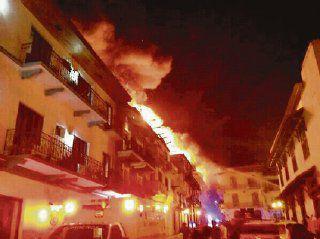 Tragedia en barrio histórico de San Felipe
