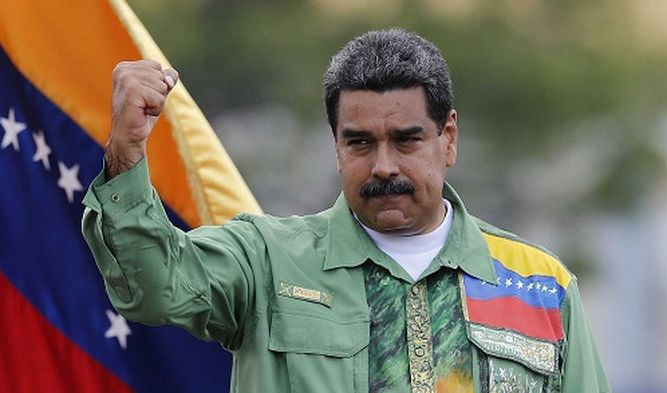 Nicolás Maduro critica sanciones de Estados Unidos al país