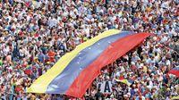 Guaidó reta a Maduro: el 23 de febrero ingresa la ayuda