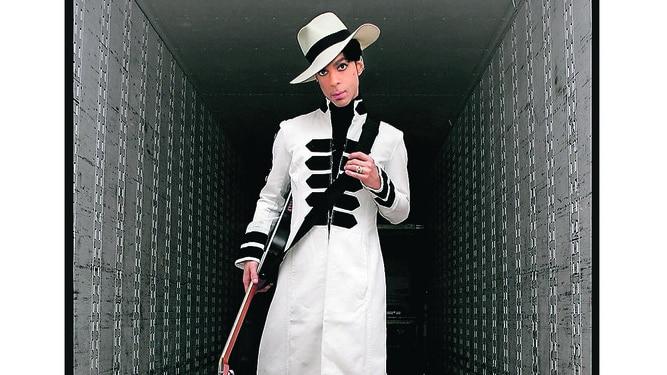 Fotos íntimas de Prince