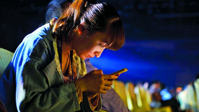 China tiene 772 millones de internautas