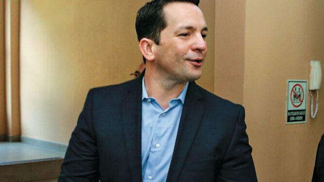 Jueza suspende proceso a Guillermo Ferrufino por fuero penal electoral