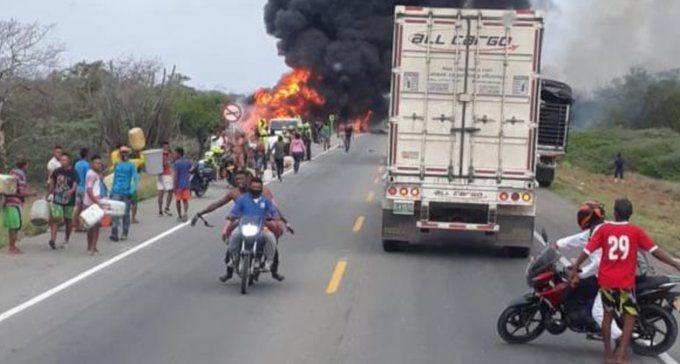 Al menos siete muertos y 46 heridos por explosión de camión en ...