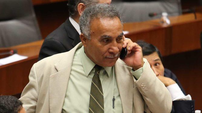 Antai sugiere remover al diputado Carlos Santana de la directiva de la ATTT