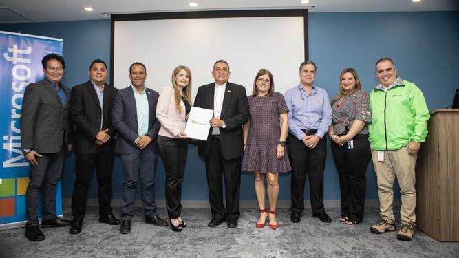 Microsoft brinda asistencia tecnológica a la Jornada Mundial de la Juventud Panamá 2019