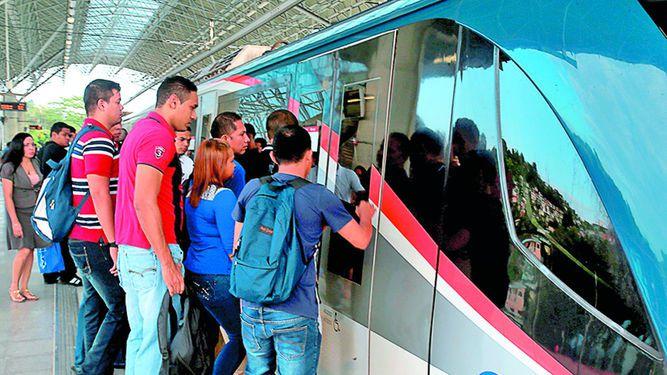 Metro, buses y estacionamientos para terminal de Villa Zaíta