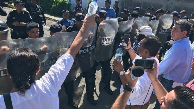 ONU pide que cese la 'persistente represión' de opositores en Nicaragua