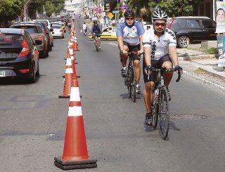 Promueven ciclismo urbano