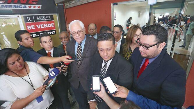 Tres suplentes atenderán los recursos contra la absolución de Martinelli