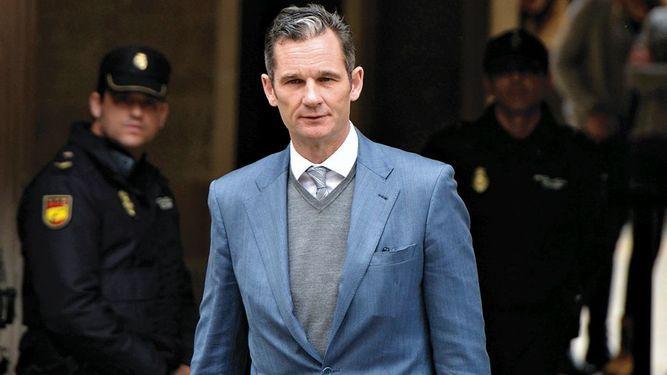 Fiscalía pide elevar la condena a cuñado del rey Felipe VI
