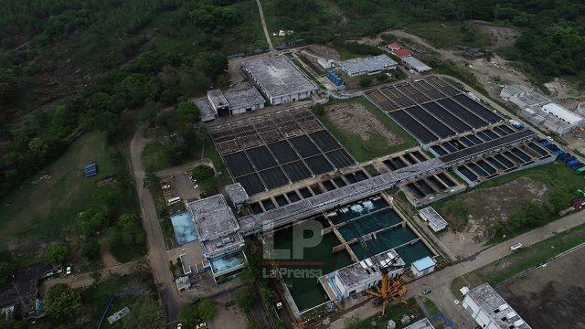 Se restablece el servicio de energía eléctrica en la potabilizadora de Chilibre