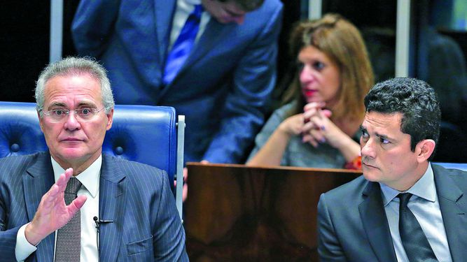Odebrecht pacta con los fiscales