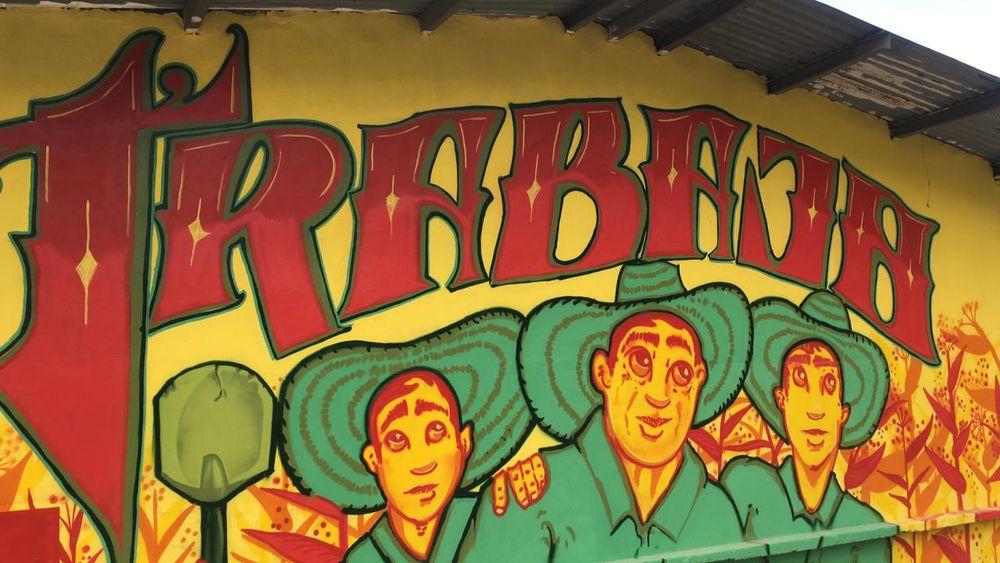 Ocho murales que puedes visitar en Panamá