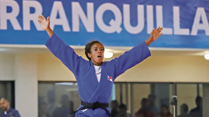 Tercera medalla de oro para Panamá