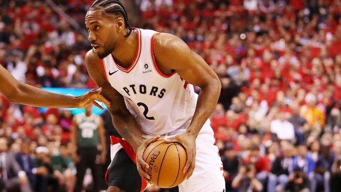 Kawhi destroza a los Warriors y Raptors acarician su primer título de NBA