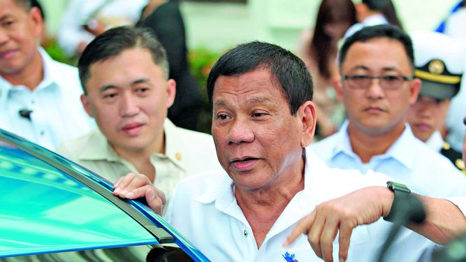 Duterte, a un paso de instaurar pena capital