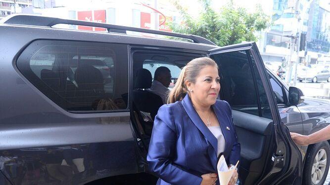 Ministra Samudio buscaba en auditoría atrasos en tramitación y no ilegalidades