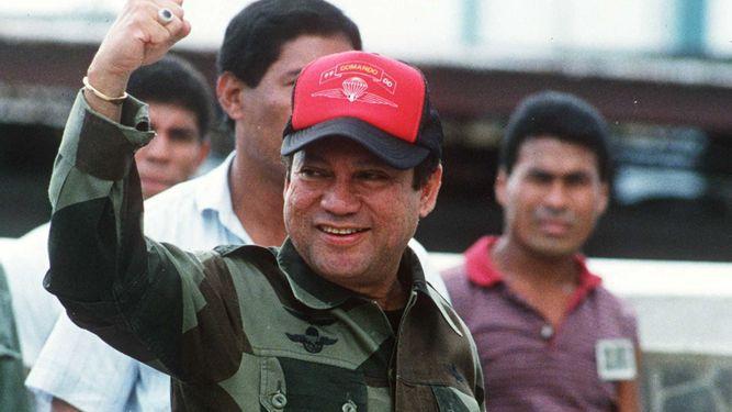 Manuel Antonio Noriega acumulaba 60 años en condenas por homicidio y asociación ilícita