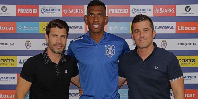 El panameño Roderick Miller pacta hasta 2021 con el Feirense portugués