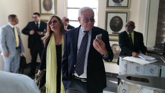 Ni doble juzgamiento ni fuero electoral, dice el magistrado fiscal Harry Díaz en audiencia a Martinelli