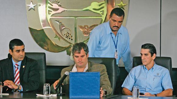 Papadimitriu recibió millones en Andorra a la sombra de sus padres