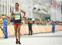 Jorge Castelblanco completa el maratón de Río 2016