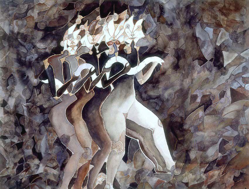 Fallece Francisco Toledo, artista plástico emblemático de México