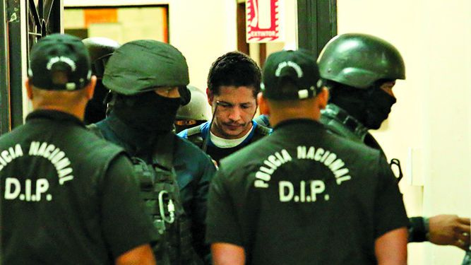 Fiscal pide condena para Ventura Ceballos