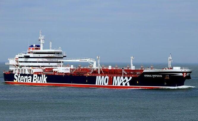 Irán afirma haber 'confiscado' un petrolero británico