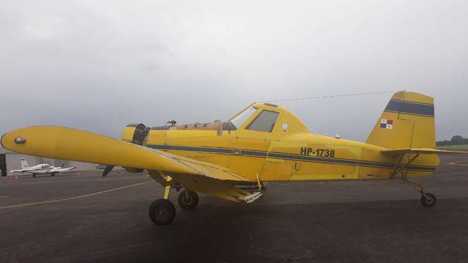 Reinician búsqueda de avioneta con matrícula de Panamá que desapareció en Honduras