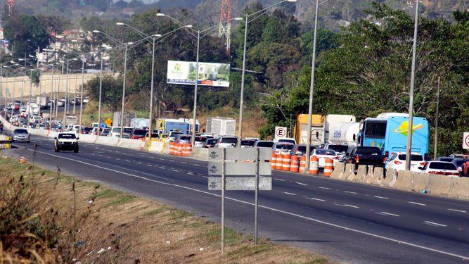 Dan plazo en caso de autopista Arraiján-La Chorrera
