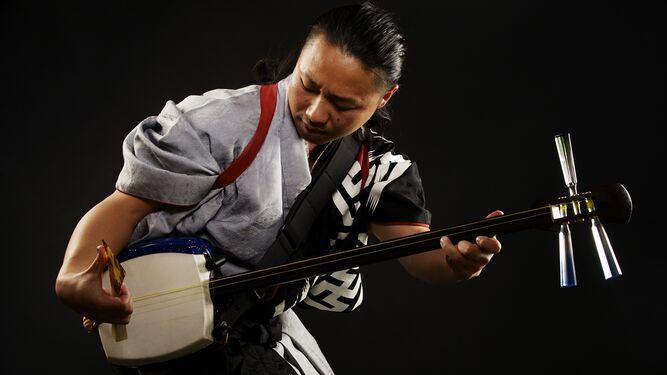 Shamisen & Wadaiko: guitarra y tambor japonés en concierto