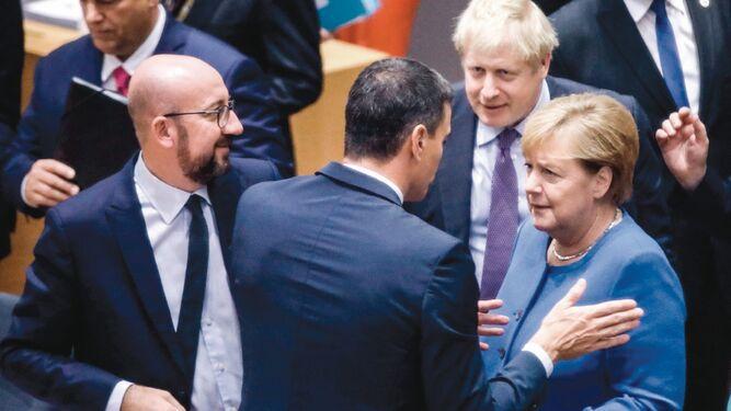 Londres y la UE cierran un acuerdo de 'brexit'