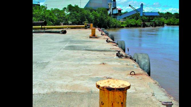 Puerto de Aguadulce, una obra estancada