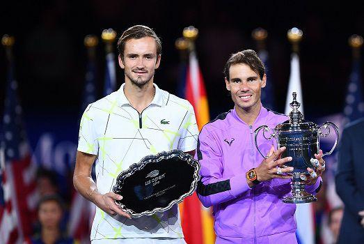 Rafael Nadal alcanza su Grand Slam 19 en final del US Open