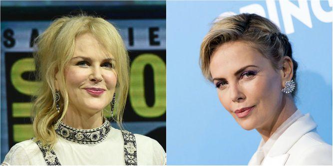Nicole Kidman y Charlize Theron protagonizarán filme sobre acoso sexual en 'Fox News'