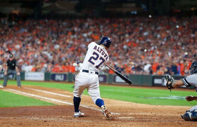 Los Astros de Houston serán los rivales de los Nacionales de Washington en la Serie Mundial