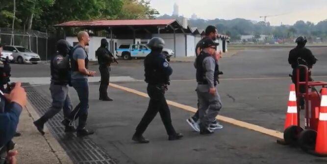 Trasladan a la cárcel de Punta Coco a alias El Patrón Juancito