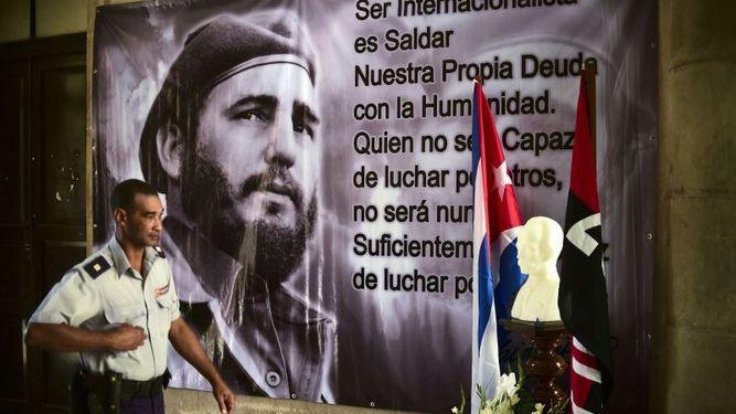 Después de Fidel Castro, el silencio
