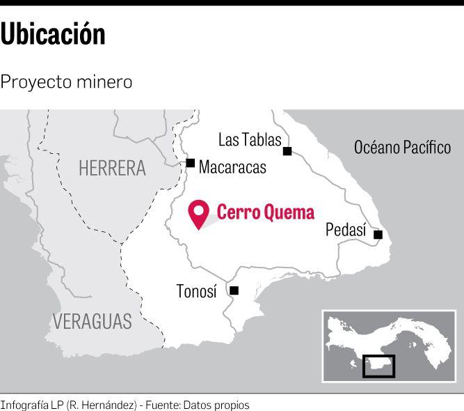 Futuro de Cerro Quema, en manos de Miambiente