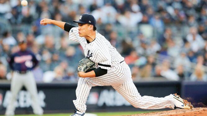Los Yankees ponen contra la pared a Mellizos