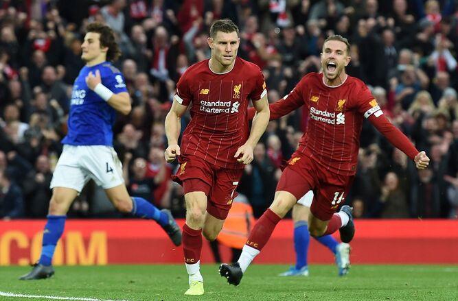 Liverpool se mantiene imbatible