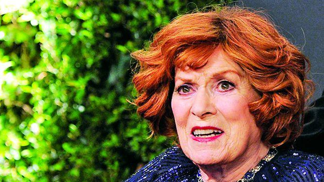 Fallece Maureen O'Hara, de 'Qué verde era mi valle'