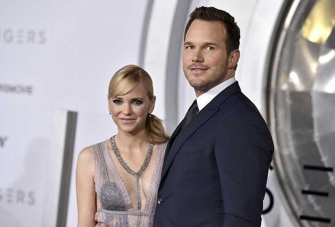 Chris Pratt y Anna Faris se separan tras 8 años de casados