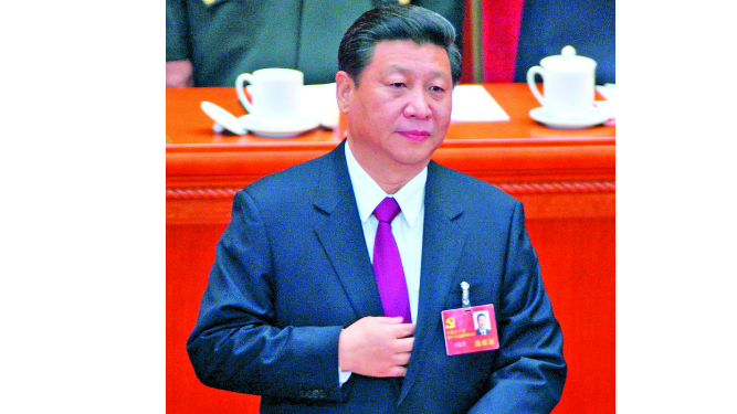 Xi Jinping anuncia su participación en Davos